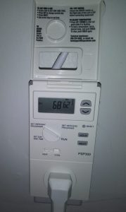 envi thermostat functions
