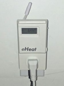 envi wall heater thermostat